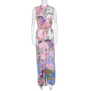 Multicolor Maxi Dress by MARY KATRANTZOU