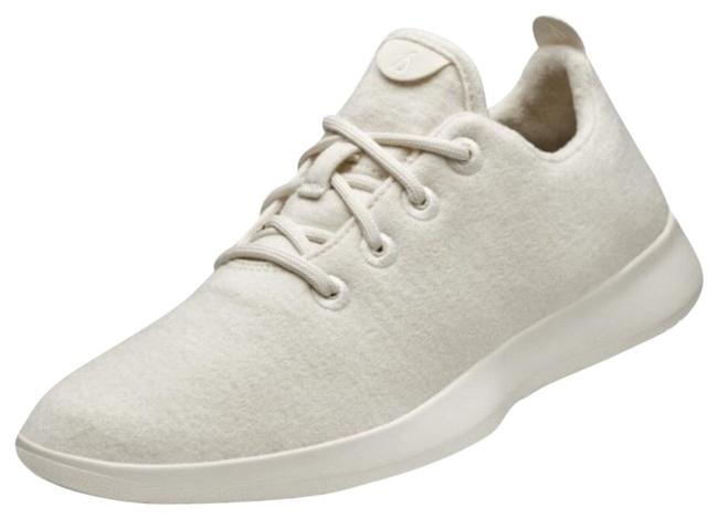 Item - Natural White Women's All Wool Runners Sneakers Size US 10 Regular (M, B)