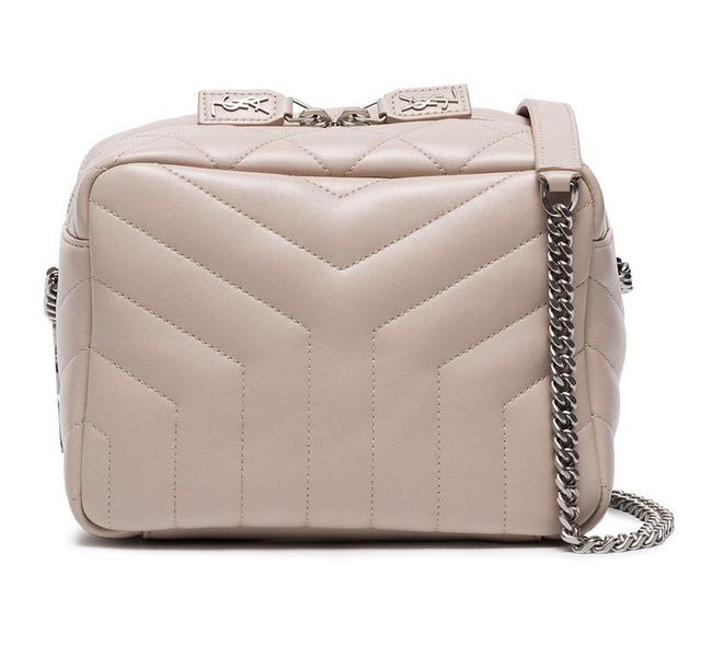 Item - Monogram Loulou Box Chain Light Pink Leather Messenger Bag