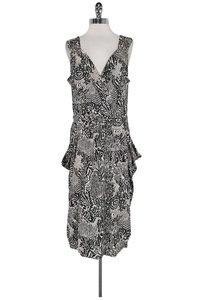 Marc Jacobs short dress By Patterned Midi W/ Fabric Details on Tradesy