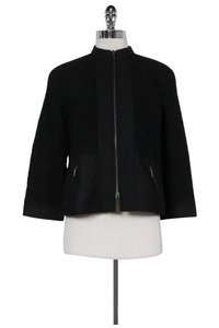 Akris Punto Textured Black Jacket
