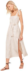 Maxi Dress by Reformation Linen Midi Vacation Meghan Markle
