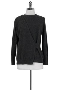 Iris & Ink Charcoal Grey Cashmere Sweater