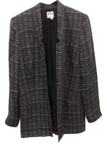 Haute Hippie black/grey Blazer