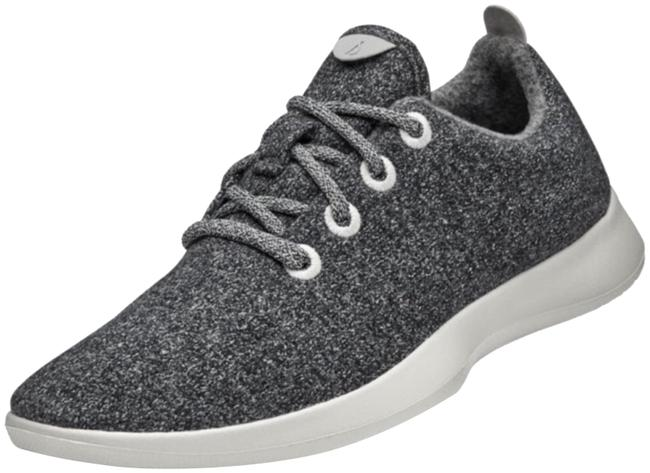 Item - Heather Gray Women's Wool Runners Sneakers Size US 9 Regular (M, B)