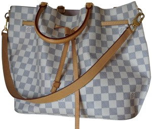 21c5ecc473fa Added to Shopping Bag. Louis Vuitton Shoulder Bag. Louis Vuitton Girolata  Damier Azur ...