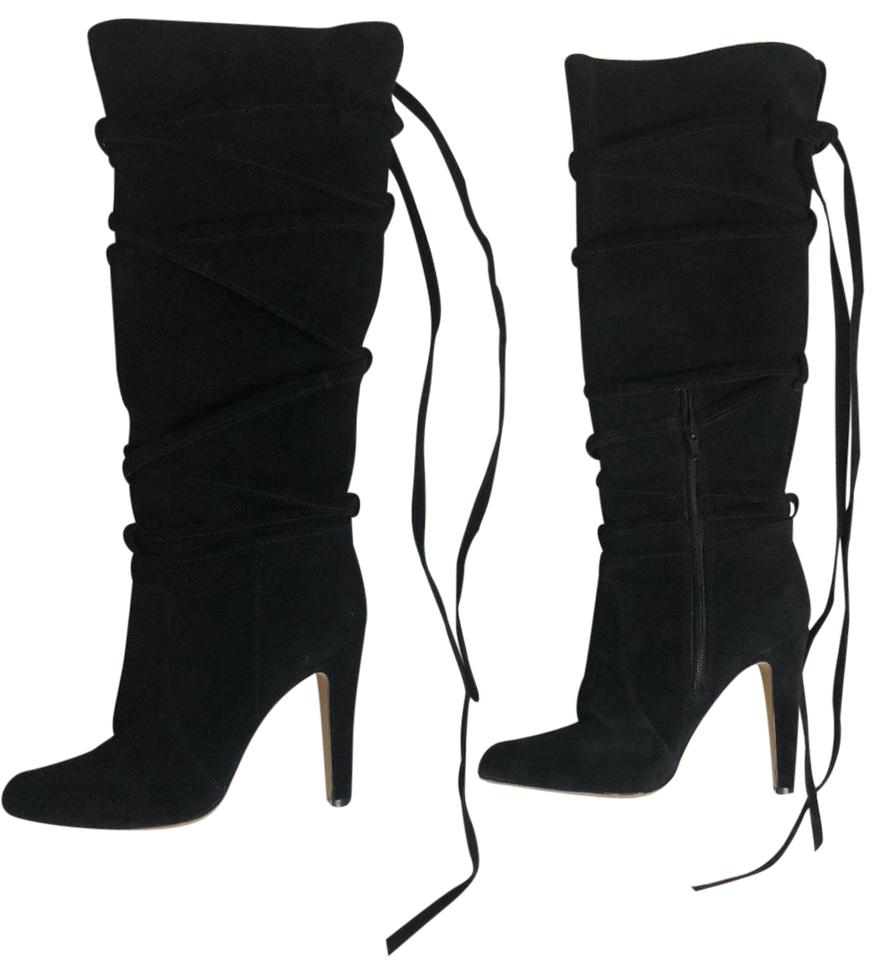 477ade7e307 Vince Camuto Black Don t Know Boots Booties Size US 8 Regular (M