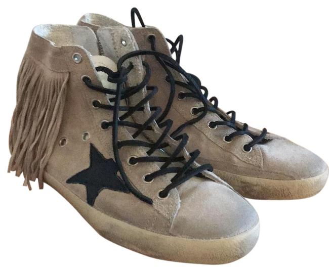 Item - Sand and Black 12789554 Sneakers Size US 9 Regular (M, B)