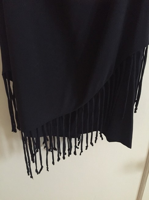 Madison Marcus Silk Fringe Dress