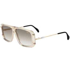 47d3434460a7 Cazal Cazal 633 Sunglasses Color 140 Crystal Brown Gold Authentic New