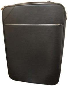 Louis Vuitton Carry On Suitcase Overnight black Travel Bag