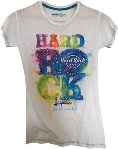 Hard Rock T Shirt
