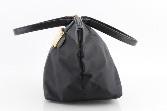 Moschino Tote in Black Image 2