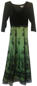Coldwater Creek Holiday Dress