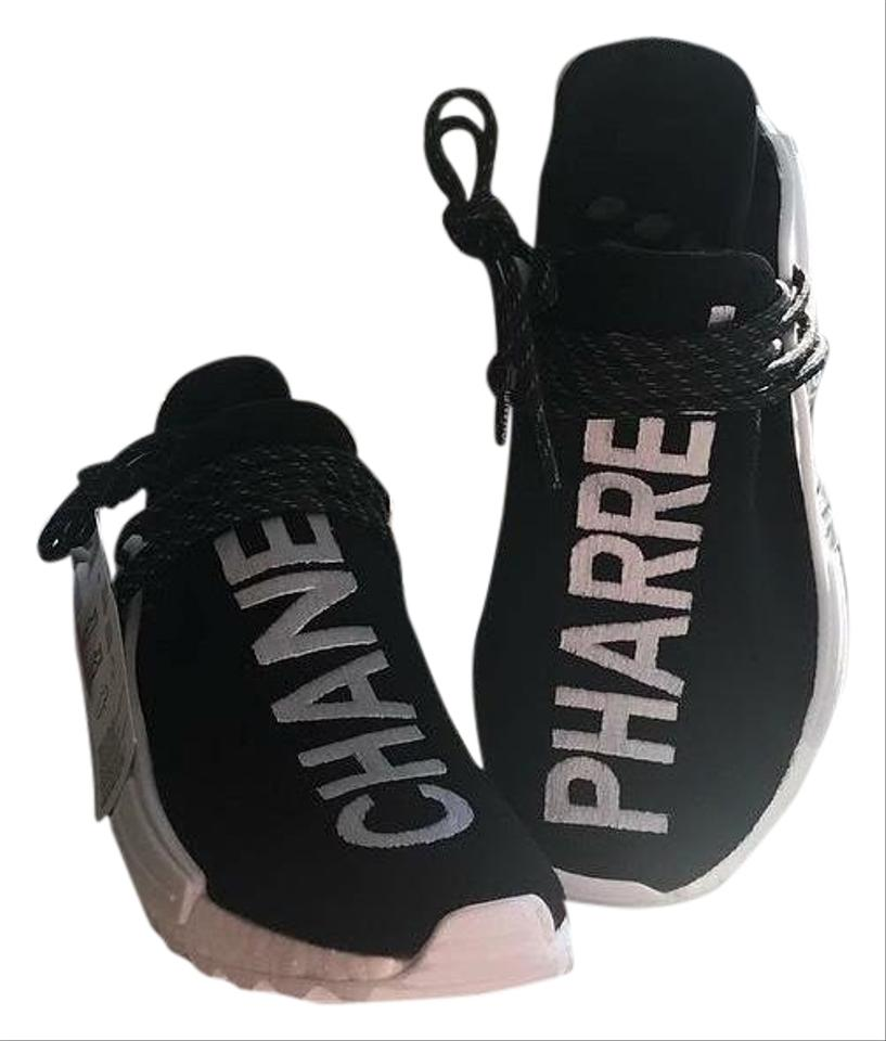 finest selection 99ced fb54f Black Chanel Sneakers