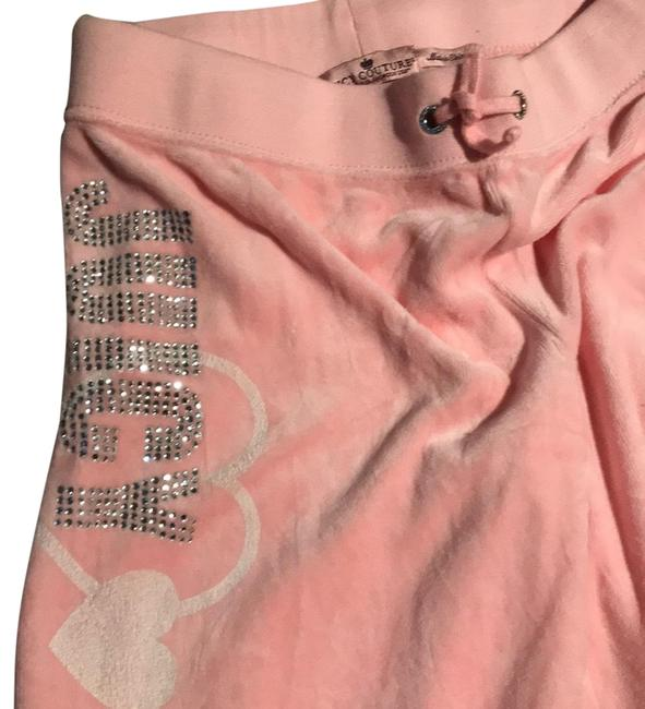 Item - Baby Pink Velour Track Pants Size 8 (M, 29, 30)