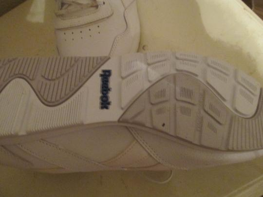 Reebok white Athletic Image 2