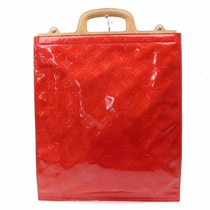 01e8553d3348 Louis Vuitton Reade Stanton Neverfull Sac Plat Tote in Red