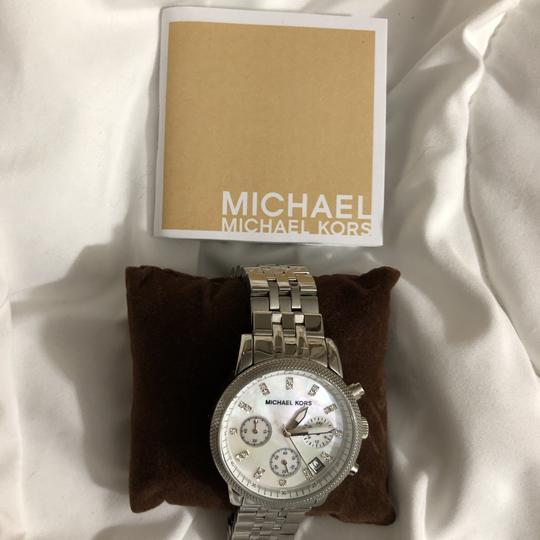 Michael Kors Michael Kors Mother of Pearl Watch Image 2
