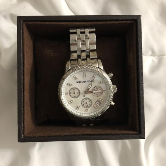 Michael Kors Michael Kors Mother of Pearl Watch Image 4