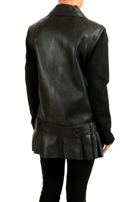 Viktor & Rolf Leather Jacket Image 1