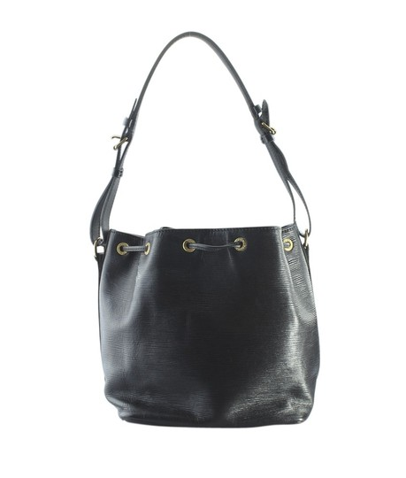 Louis Vuitton Leather Tote in Black Image 2