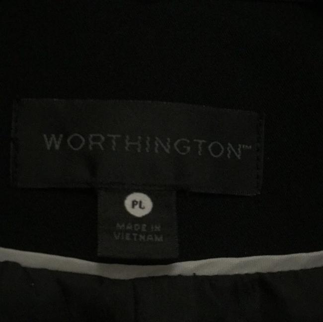 Worthington Black Blazer Image 4