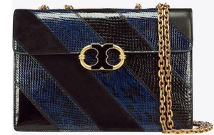Tory Burch Winter Leather Cross Body Bag