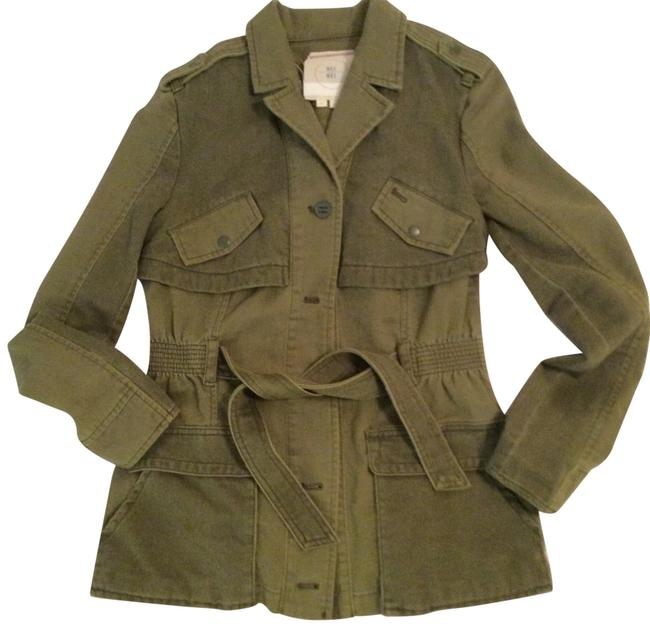 Item - Army Green Rn-66176 Jacket Size 4 (S)