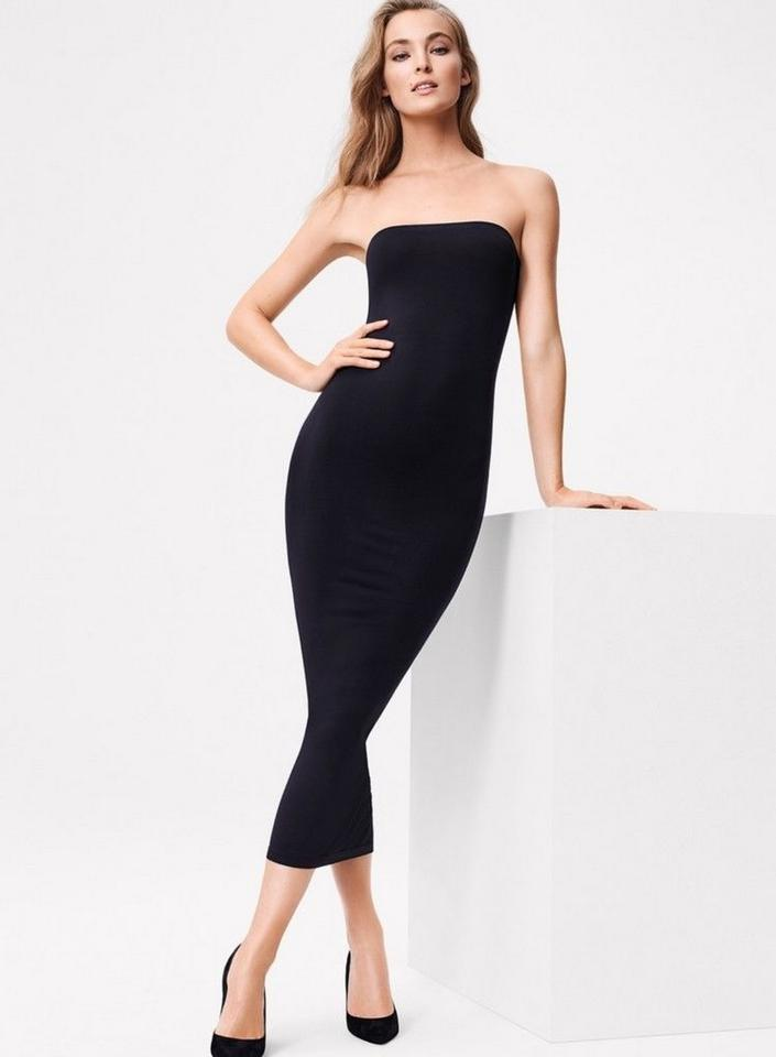 11a771753ed4 Wolford Grace Fatal Style Black Long Night Out Dress Size 4 (S ...