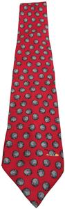 Barry Wells Collection Barry Wells Collection Hole In One Golf Necktie Tie Made in Italy