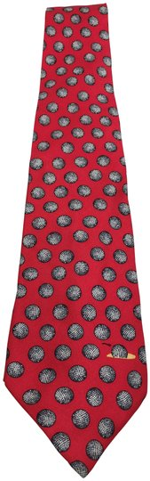 Preload https://img-static.tradesy.com/item/24288981/red-hole-in-one-golf-necktie-tie-made-in-italy-0-3-540-540.jpg