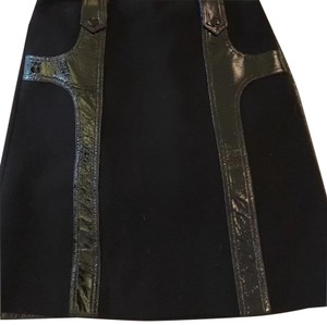 Donna Degnan Mini Skirt black