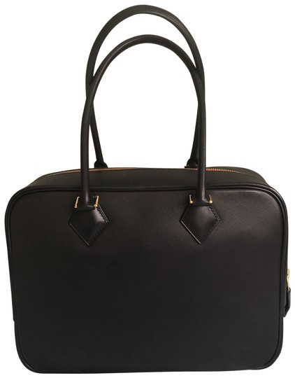Preload https://img-static.tradesy.com/item/24289252/hermes-plume-two-tone-size-28-dark-brown-leather-satchel-0-3-540-540.jpg