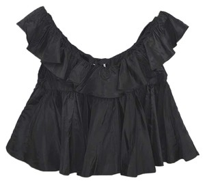 Tome Fall Winter Holiday Top BLACK