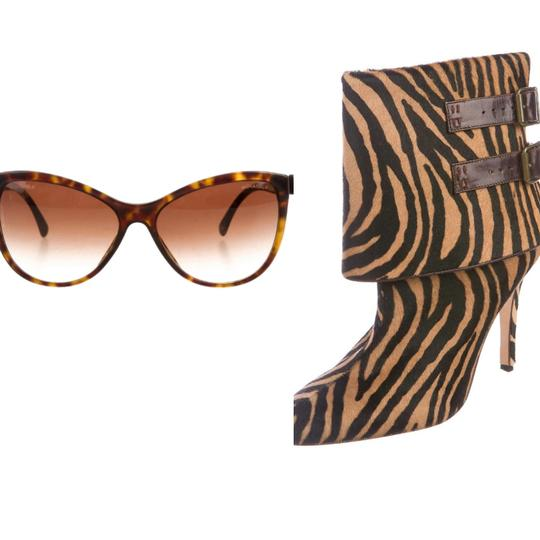 Chanel CHANEL Butterfly Bow Sunglasses Image 1
