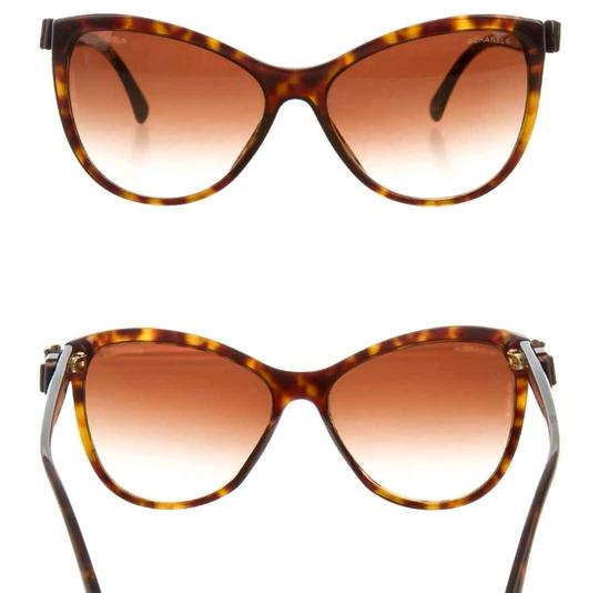 Chanel CHANEL Butterfly Bow Sunglasses Image 7