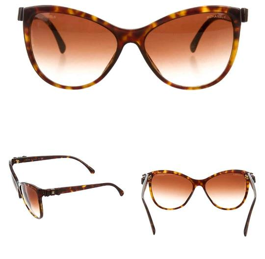 Chanel CHANEL Butterfly Bow Sunglasses Image 8
