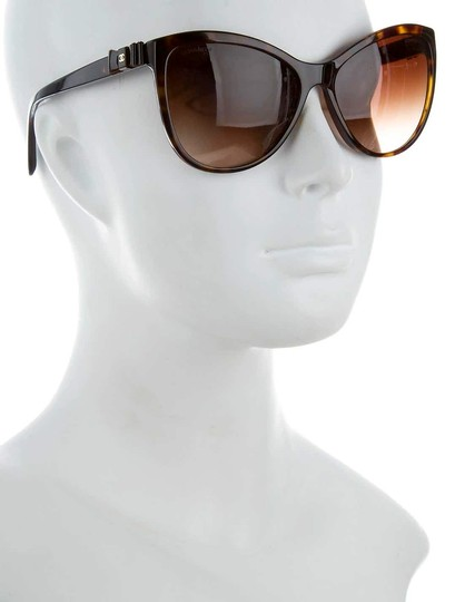 Chanel CHANEL Butterfly Bow Sunglasses Image 9