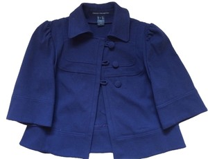 French Connection Deep Royal Blue Jacket