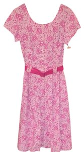 Pink Maxi Dress by Katie lewis
