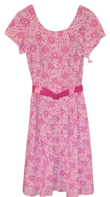 Pink Maxi Dress by Katie lewis Image 0