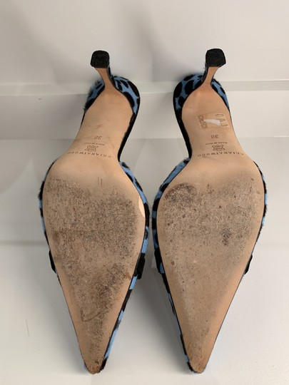 Brian Atwood Black and blue Formal Image 4
