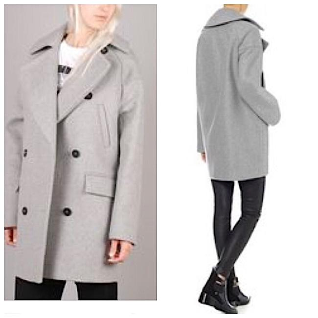 Surface to Air Pea Coat Image 2
