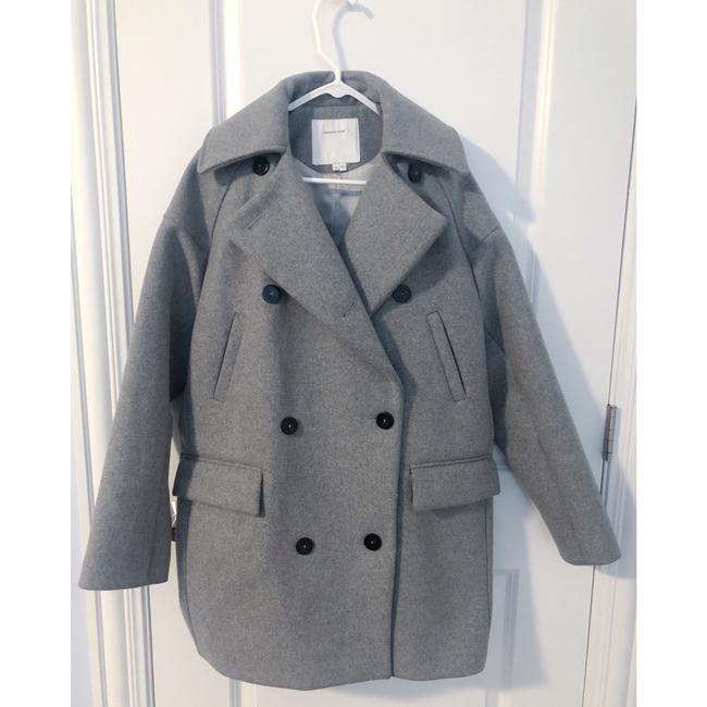 Surface to Air Pea Coat Image 3