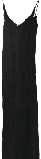 Preload https://img-static.tradesy.com/item/24289938/black-and-gold-sparkle-gown-long-formal-dress-size-2-xs-0-3-650-650.jpg