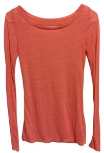 American Eagle Outfitters T Shirt Coral Pink