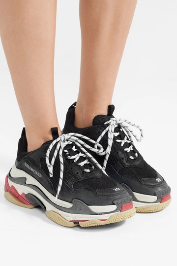 Balenciaga Speed Sneaker Sneakers High Top Athletic Image 4