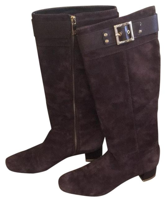 Tory Burch Brown Boots/Booties Size US 10 Regular (M, B) Tory Burch Brown Boots/Booties Size US 10 Regular (M, B) Image 1