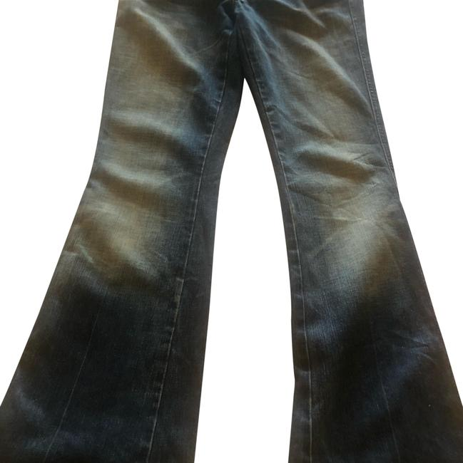 Preload https://img-static.tradesy.com/item/24290348/7-for-all-mankind-dark-medium-and-light-blue-distressed-havana-wash-style-boot-cut-jeans-size-4-s-27-0-5-650-650.jpg